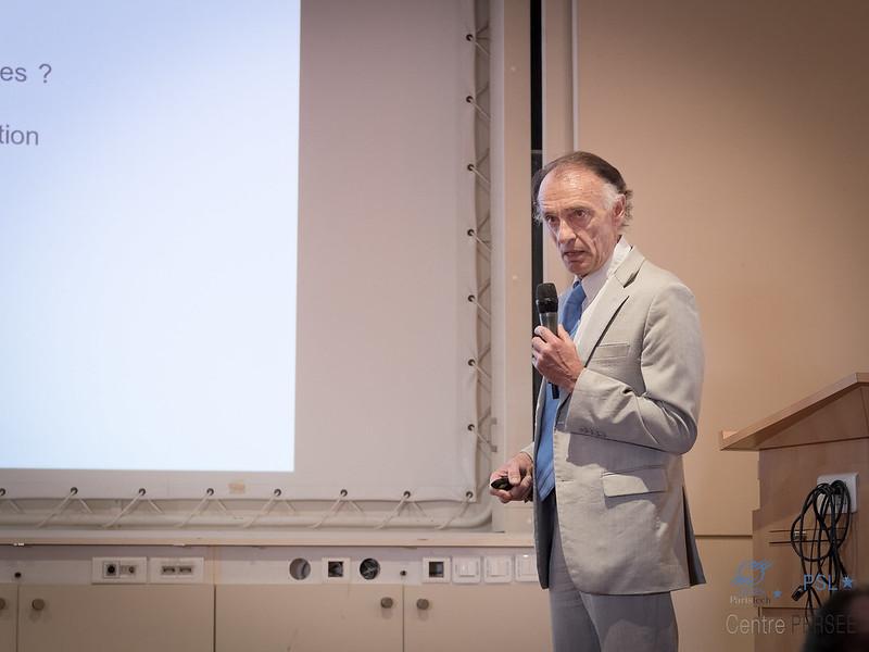Gilles FLAMANT Directeur scientifique du Labex Solstice Laboratoire CNRS PROMES
