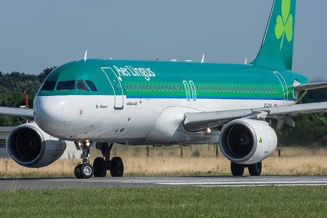 Aer Lingus / A320 / EI-GAL / LFRS 03