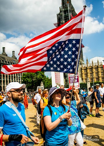Trump Demo July 18 | by The Burly Photographer
