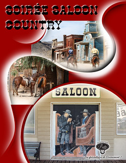THÉMATIQUE SALOON COUNTRY 1   by LesProductionsRolly