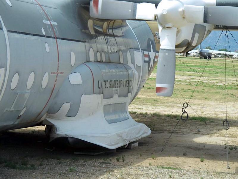 Lockheed LC-130 Hercules 8