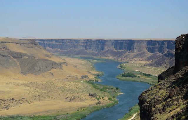Snake River Bird of Prey Natural Area