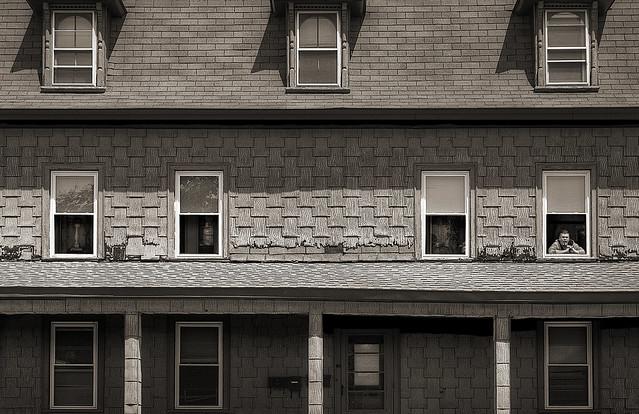 Flickr The Asphalt Shingle Siding Pool
