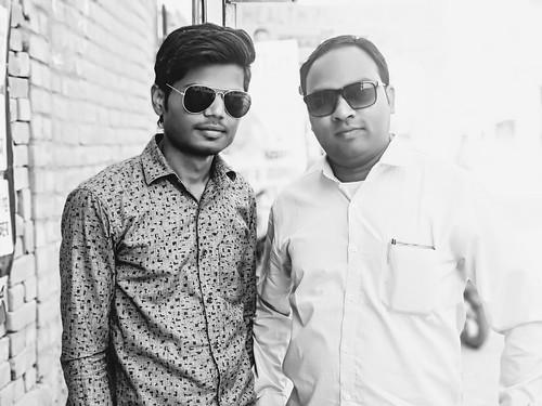 me brother ajay noor aalam ji