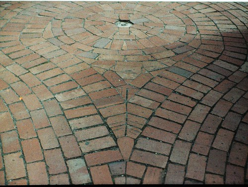 Bricks arranged in an interesting way | by Matthew Paul Argall