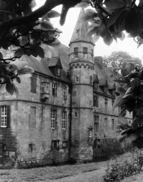 WHe170 Schloss Twickel Havixbeck, 1964/1965