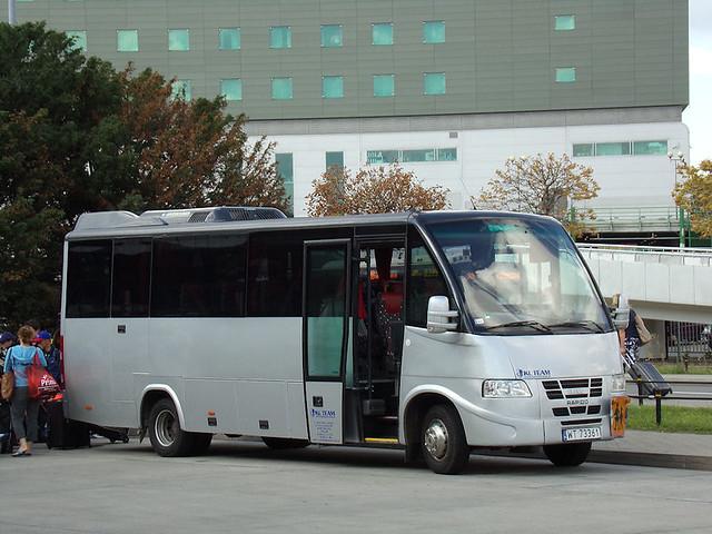Iveco Daily 65C18 / ProBus Rapido 180,
