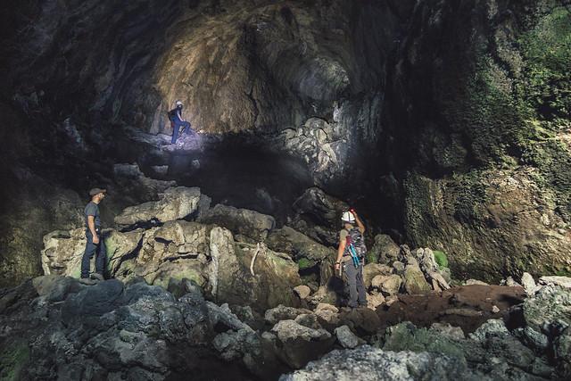 Grotta della Catanese