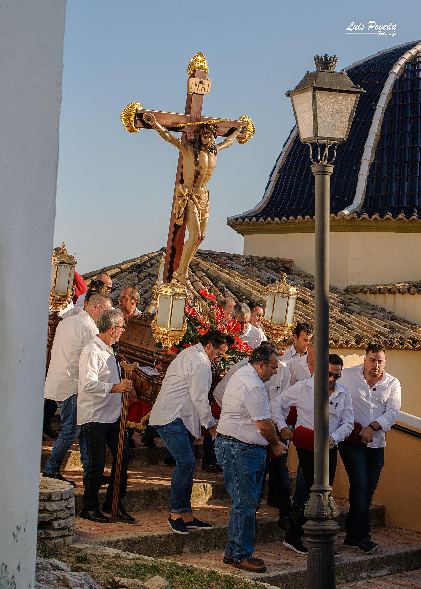 (2018-06-22) - Vía Crucis bajada - Luis Poveda Galiano (02)