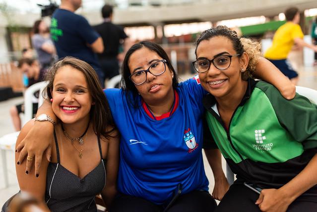 FISU America Games 2018 | Bate-papo com Gustavo Borges