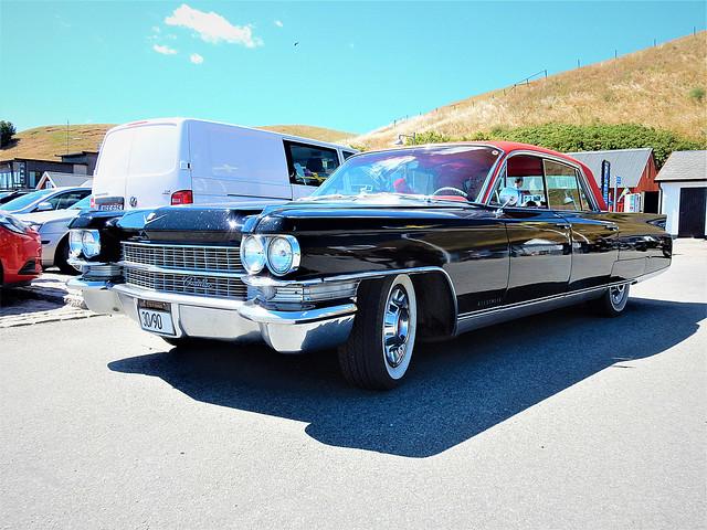Cadillac Fleetwood Sedan 1963 (N3090)