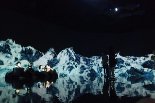 Mori building digital art. Teamlab borderless | by Tartanna
