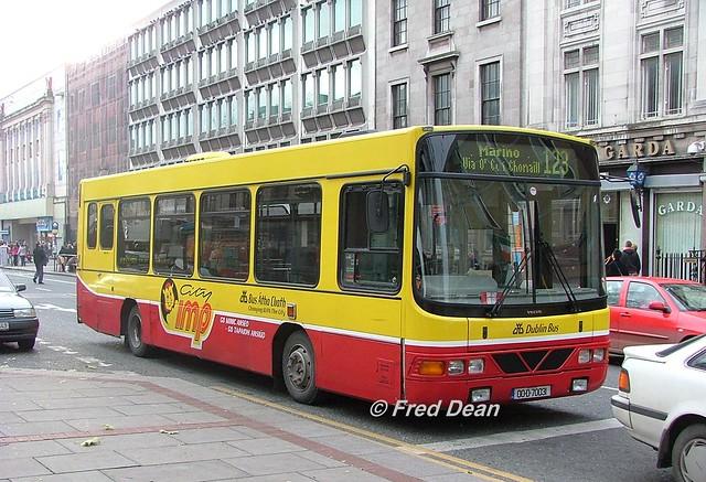 Dublin Bus WV31 (00D70031).