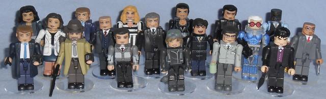 MiniMates - Gotham