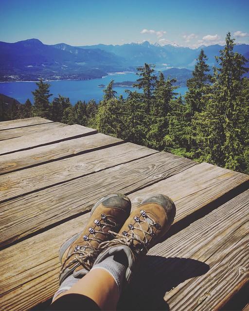 Mount Gardner hike