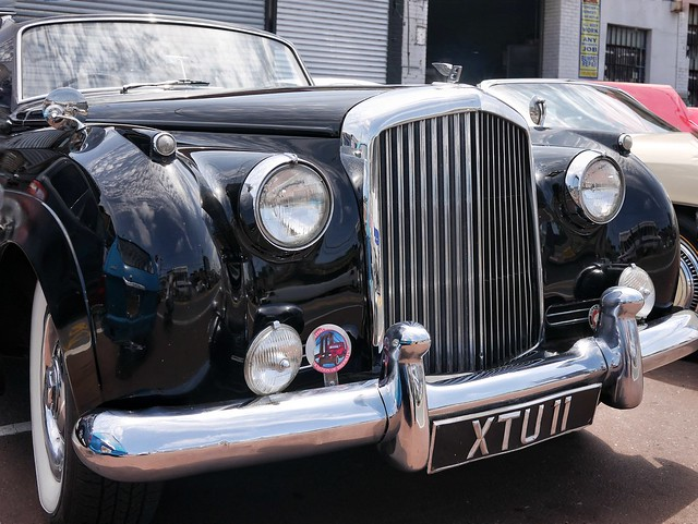 Bently. Brooklyn Proline Car Show. 2018