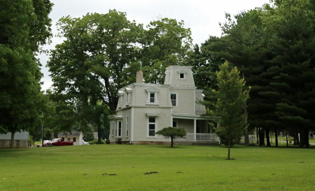 Oakdale Cemetery Manager's Residence — Urbana, Ohio   Flickr