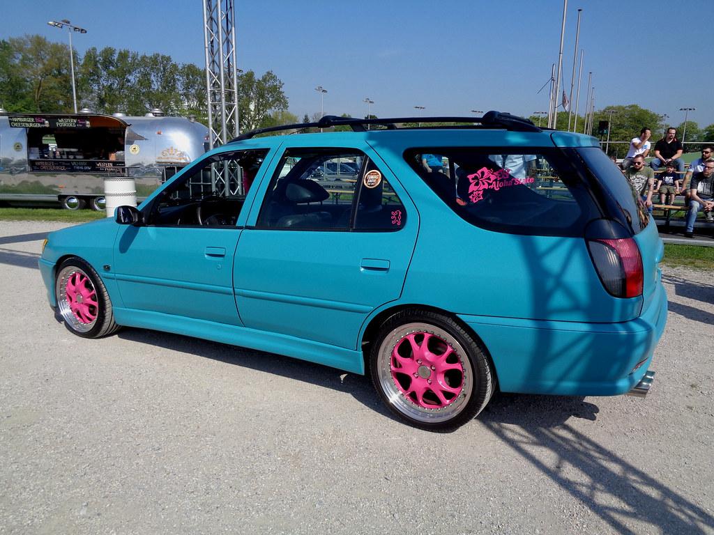 Peugeot 306 Break Tuning