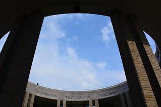 Mardasson Monument (Bastogne, België 2018) | by paularps