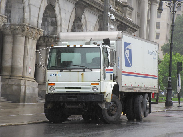 USPS Ford Cargo