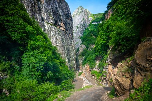 2018 azerbaijan mountains qubarayon quba az