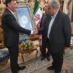 IRU supports Iran to streamline transport