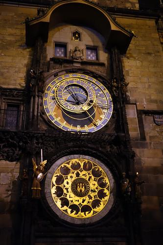 Horloge astronomique, Prague | by rhespel