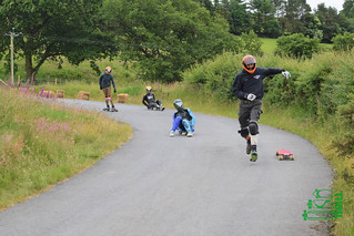 Tregaron Freeride 2018 | by Thrill Longboard Magazine