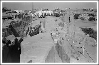 carrière de granit de Silsilha (4) | by Bokey Shutter