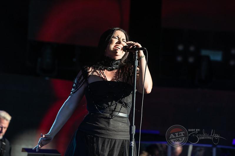 Evanescence | 2018.07.09