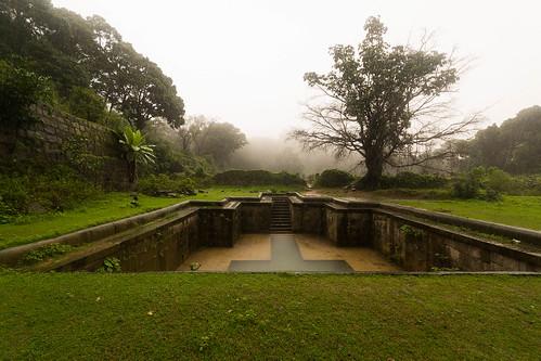 fort hike karnataka nikon rain landscape monsoon shimoga kavaledurga thirthahalli