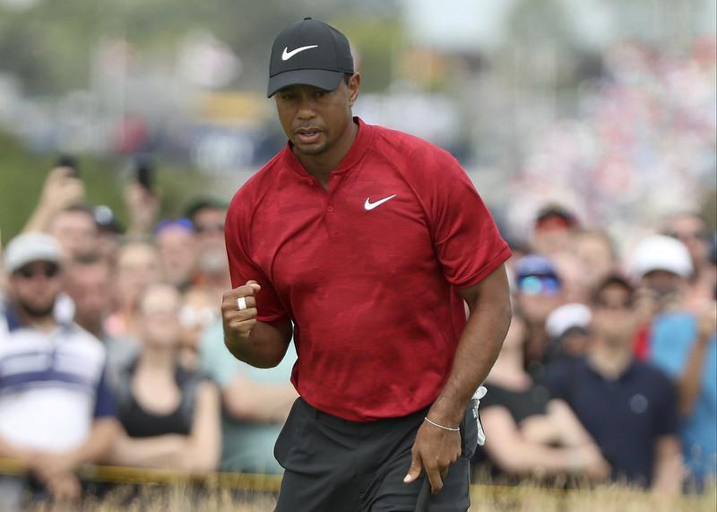 Tiger Woods想把握住難得的奧運參賽機會。(達志影像資料照)