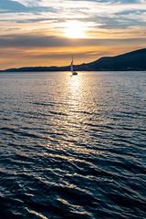Plain sea photo
