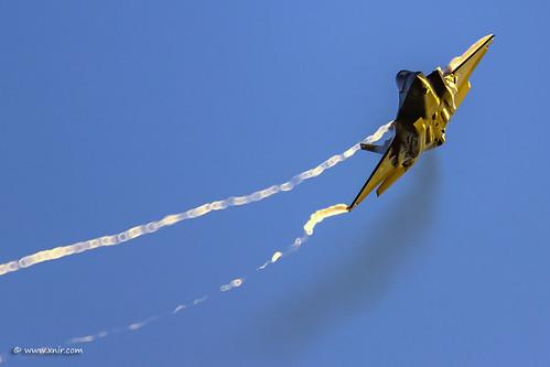 F-35 Adir turning tables... © Nir Ben-Yosef (xnir) חיל האוויר | by xnir