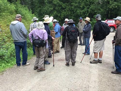 INPS, Settler's Grove Field Trip