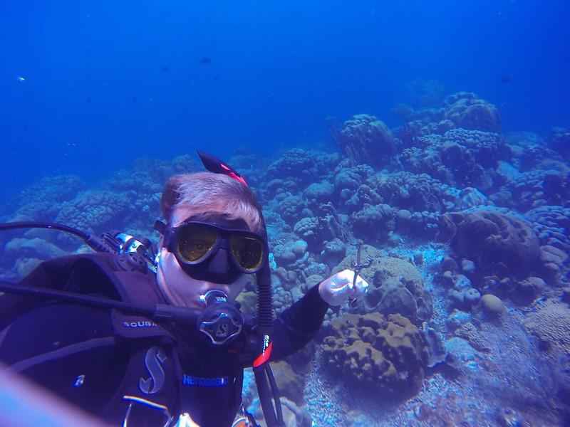B-Feb 6th 2014 Bonaire Lion Fish Gooodive Go Pro Photos 16