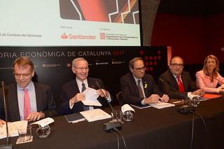 Presentació Memòria Econòmica de Catalunya 2018 | by Press Cambrabcn