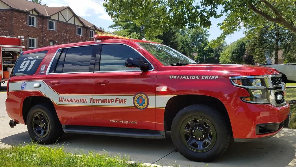 Battalion 91 Washington Township Dublin Ohio Fire Depar
