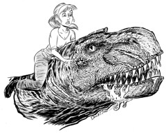 The Ladies of Jurassic World 1