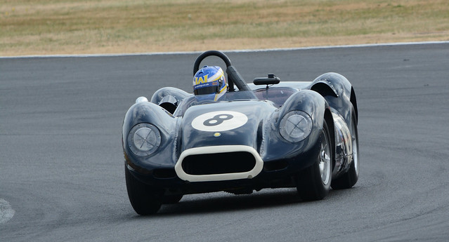 Lister Knobbly - Wood / Nuthall