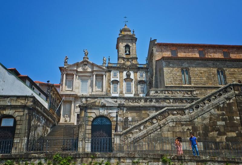 Iglesia São Francisco (Oporto)