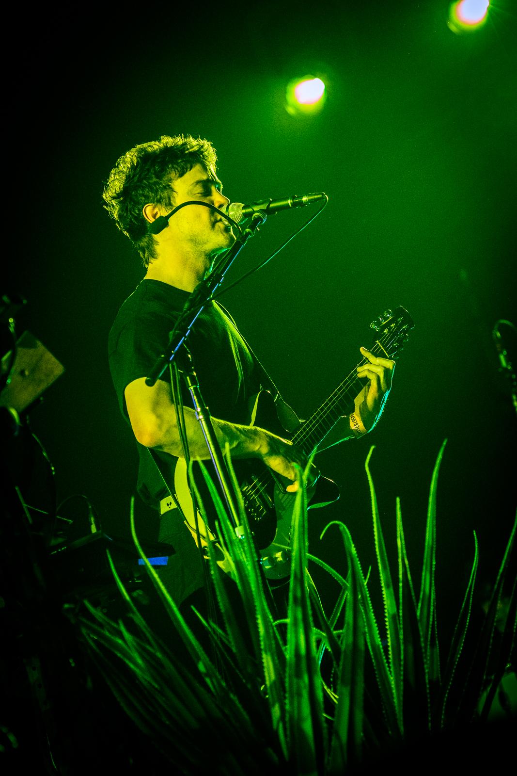 MGMT @ Rock Werchter (© Timmy Haubrechts))