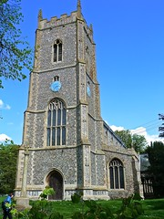 Great Massingham, Norfolk - St Mary's Church