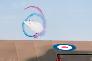 Red Arrows | by Kyle Greet