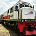 LANGKA | Kereta Api Brantas Premium by Althof Anwari Jalal