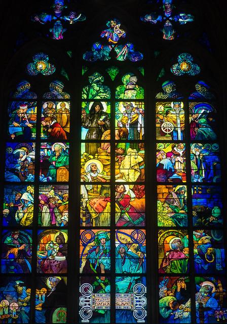 St. Wenceslas Window