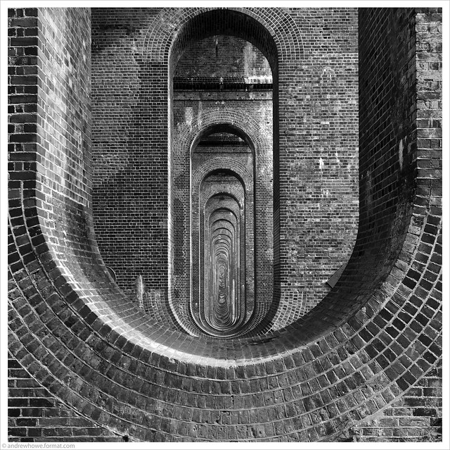 Concentric / Ouse Valley Viaduct, West Sussex