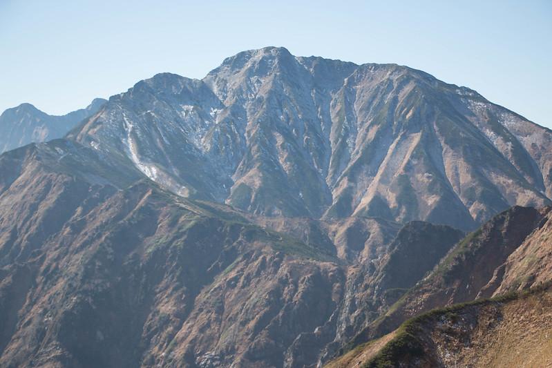 唐松岳〜五竜岳