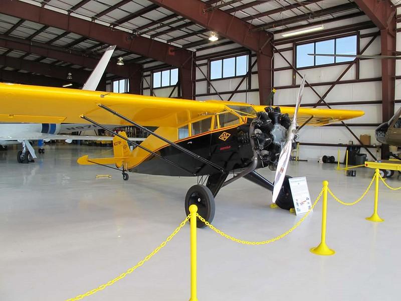 Algemeen Vliegtuigen 102-A Aristocrat 1