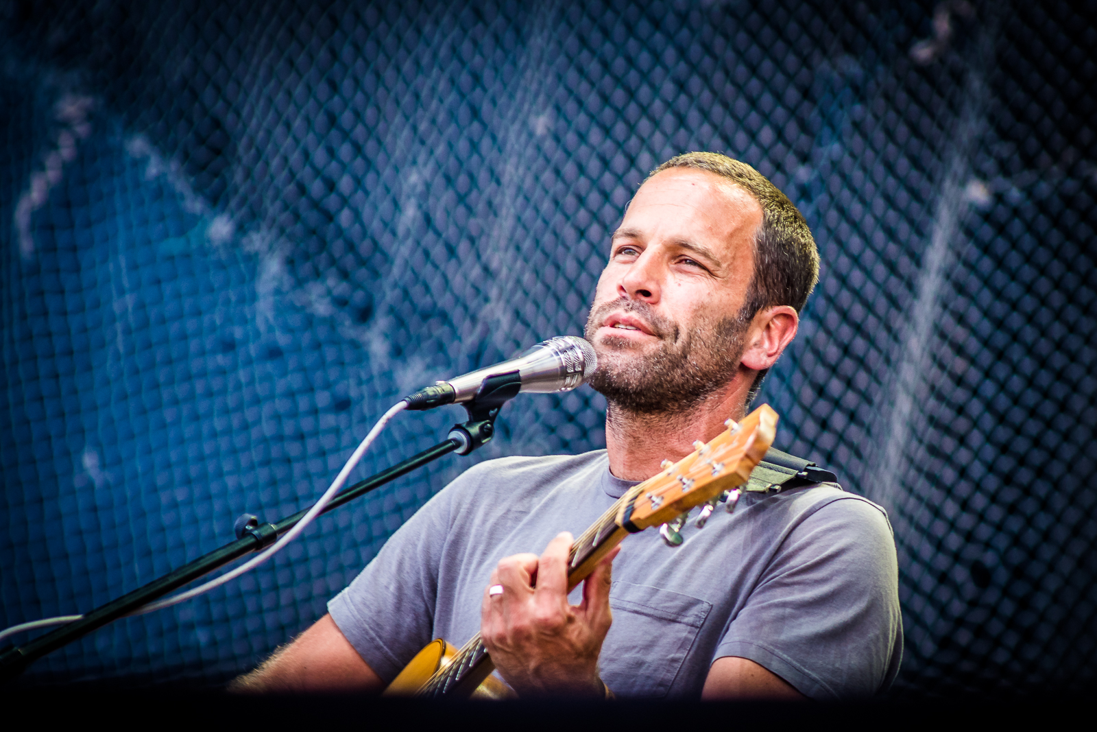 Jack Johnson @ Rock Werchter (© Timmy Haubrechts))